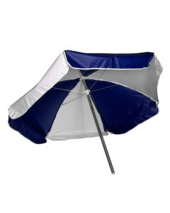 Lifeguard Umbrella - Color - Royal/White