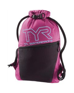 TYR Alliance Waterproff Sackpack-Pink