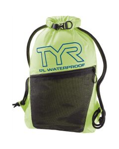 TYR Alliance Waterproff Sackpack-Fl. Yellow