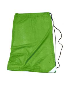 RISE Mesh Equipment Bag - Color - Kelly Green