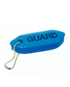 Rescue Tube Key Chains - Color - Tropical Blue