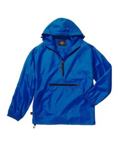 Pack-N-Go Pullover-Royal-XSmall