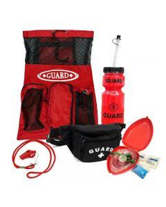 Rise Aquatics Guard Package - Color - Black