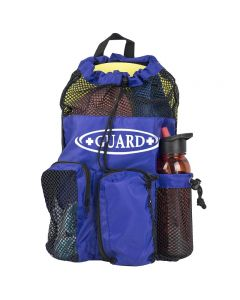 RISE Guard Mesh Equipment Bag - Color - Navy/Black