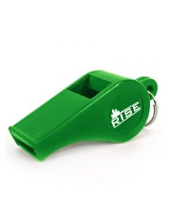 Shield Trumpeter Whistles - Color - Green