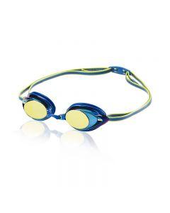 Speedo Jr. Vanquisher 2.0 Mirrored Goggle - Color - Blue