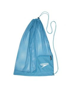 Speedo Ventilator Mesh Bag - Color - Blue Grotto