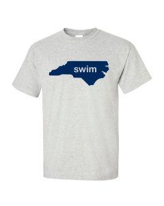 Swim North Carolina Short Sleeve Tee