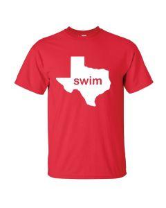 Swim Texas Short Sleeve Tee