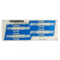 The Swimmers Metric Converter