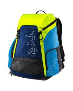 TYR Alliance 30L Backpack-Blue/Green-No
