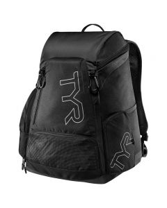 TYR Alliance 30L Backpack-Black/Black-Yes