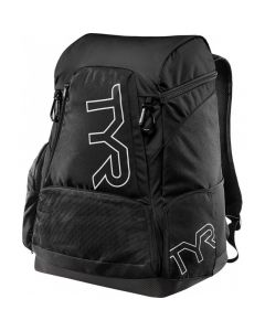 TYR Alliance 45L Backpack-Black/Black-No