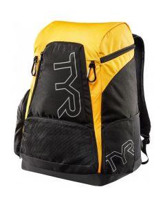 TYR Alliance 45L Backpack-Black/Gold-No