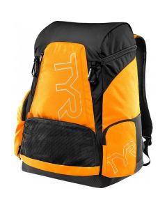 TYR Alliance 45L Backpack-Orange/Black-No