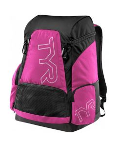 TYR Alliance 45L Backpack-Pink/Black-No