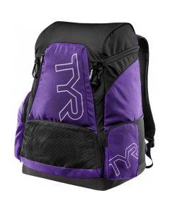 TYR Alliance 45L Backpack-Purple/Black-No