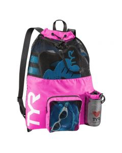 TYR Big Mesh Mummy Backpack - Color - Pink