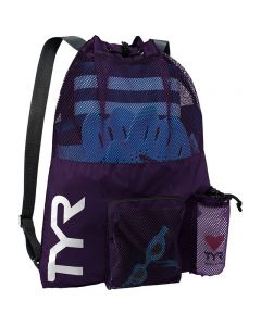 TYR Big Mesh Mummy Backpack - Color - Purple