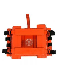 Universal Head Immobilizer - Color - Orange
