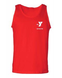 YMCA Instructor Cotton Tank