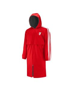 YMCA Guard Parka-Red-Small-Yes