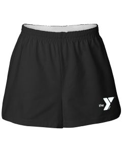 YMCA Cotton Shorts - Color - Black,Size - XSmall