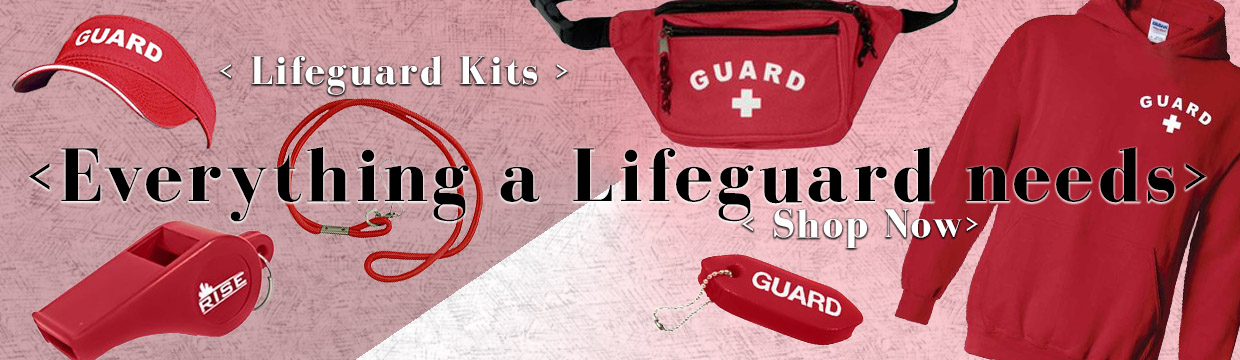 Save 10% on Lifeguard Kits