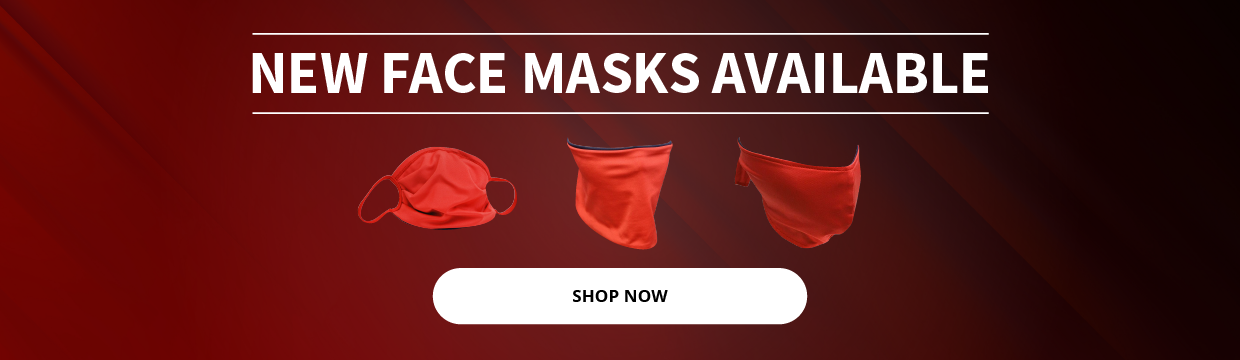 New face masks are now available!