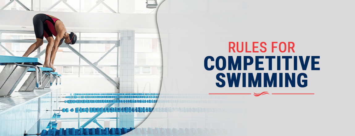 Rules for Competitive Swimming