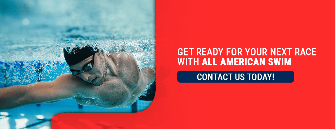 Get ready for your next swim race with gear from All American Swim
