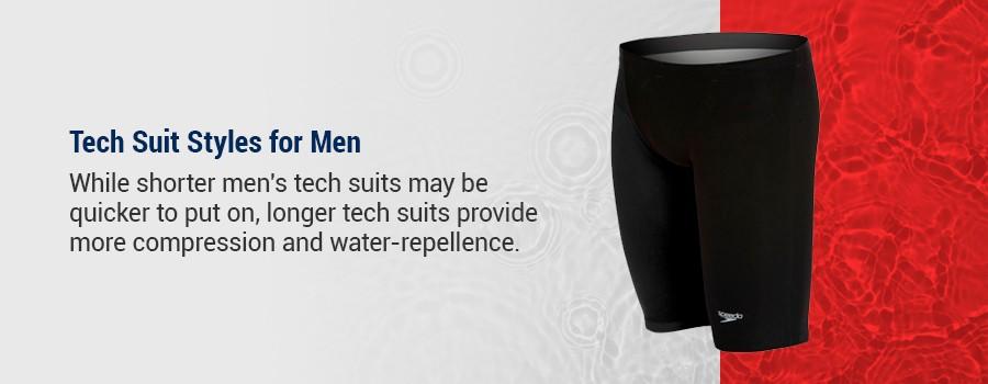 Tech Suit Styles for Men