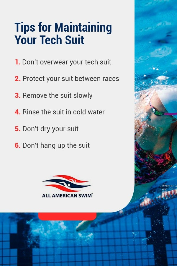 Tips for Maintaining Your Tech Suit