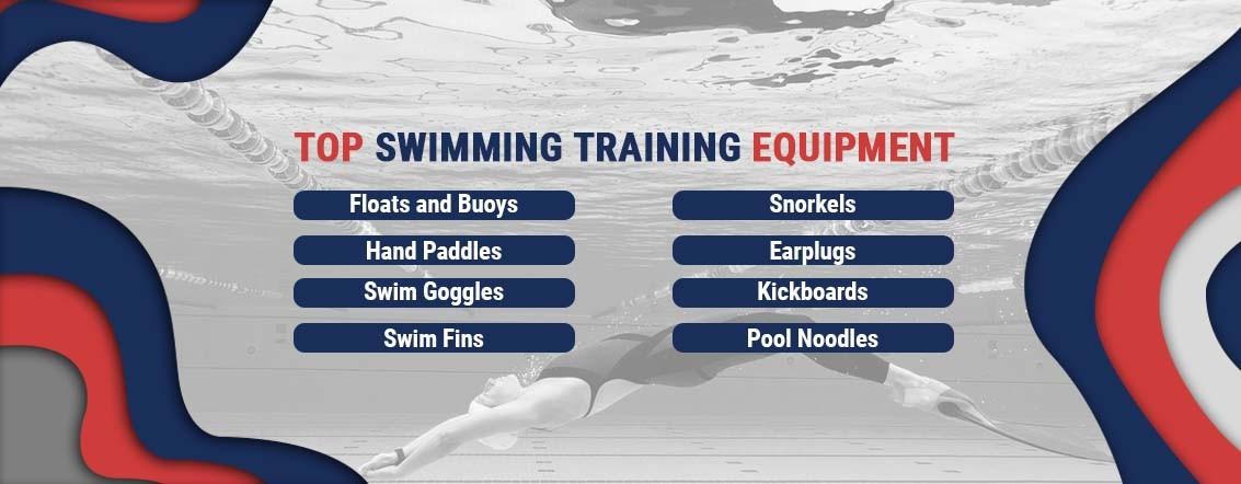 Top Swimming Training Equipment